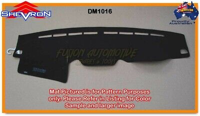 Black Dashmat for MITSUBISHI Triton ML 7/2006-9/2009 Dash Mat DM1016
