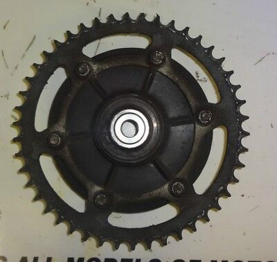 Yamaha Xj 600 2010 - 2015 Diversion:sprocket Carrier - Rear:used Motorcycle