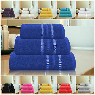 Luxury 100 % Egyptian Cotton Towels. 600 gsm. Face Hand, Bath & Jumbo Sheet