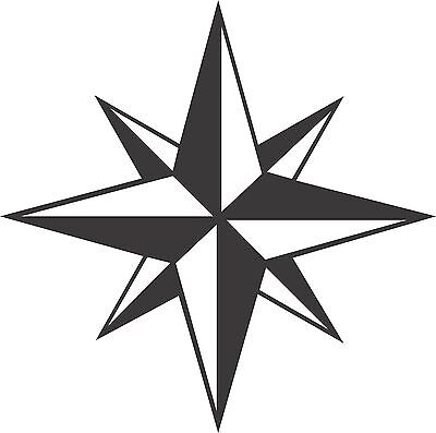 Jeanneau boat yacht star logos decal stickers x 2 - Various Colours marine vinyl
