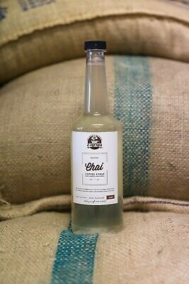 Chai Syrup 3 x Bottles. 750ml
