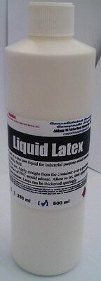 500ml Liquid LATEX (FREE FREIGHT) - Other sizes available in our store