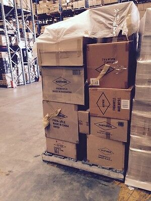 Christmas mystery pallet retail value between$5,000 & $6,000 bulk wholesale lot