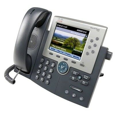 Cisco CP-7965G 7900 Series IP Phone I CP-7965G I Brand New