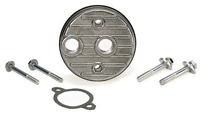 Moroso Oil Filter Bypass Adapter 1/2 in NPT Female Inlet/Outlet P/N 23770