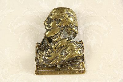 Shakespeare Vintage Door Knocker, Profile
