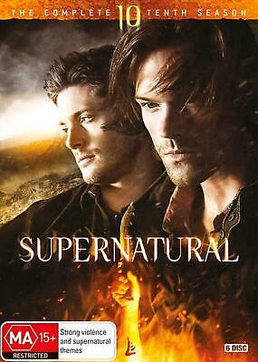 Supernatural : Season 10 - DVD Region 4 Free Shipping!