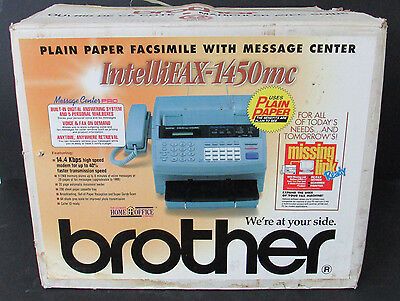 Brother IntelliFAX-1450mc