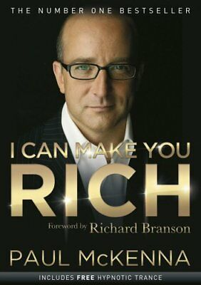 I Can Make You Rich by McKenna, Paul Paperback Book The Cheap Fast Free Post