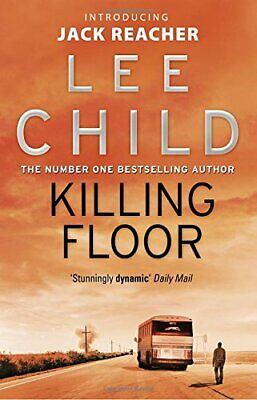 Killing Floor: (Jack Reacher 1) by Child, Lee Paperback Book The Cheap Fast Free