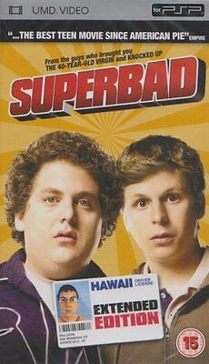 Superbad [UMD Mini for PSP] - DVD 0 SUVG The Cheap Fast Free Post