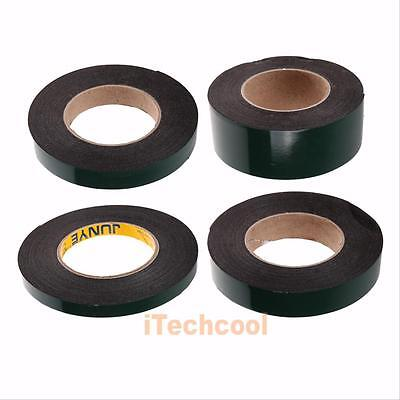 Waterproof Strong Adhesive Double Sided Foam Tape Car Auto Mounting Trim Plate