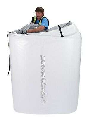 IBC Tote Heater - 275 Gallon IBC Heating Blanket - Powerblanket Xtreme TH275G