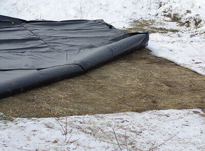 Ground Thawing - Powerblanket Xtreme EH0304G Ground Thawing Blanket, 3' x 4'