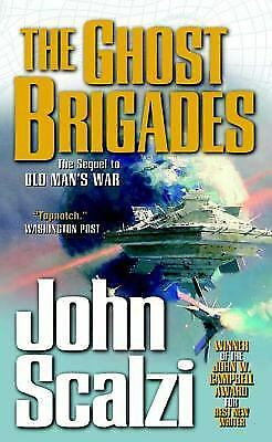 The Ghost Brigades (Old Man's War) by Scalzi, John