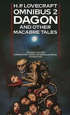 Dagon and Other Macabre Tales by Lovecraft, H. P. Paperback Book The Cheap Fast