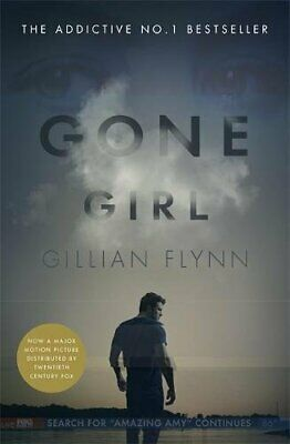 Gone Girl, Flynn, Gillian Book The Cheap Fast Free Post