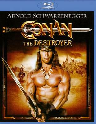 Conan The Destroyer New Blu-Ray