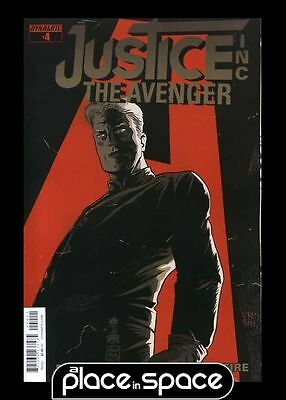 Justice Inc: The Avenger #4A