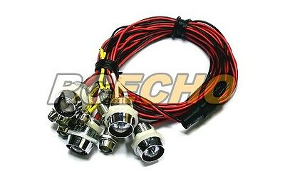 GT POWER RC Model L12 Lighting System for R/C All Kinds of Model Car LE840