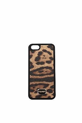 Iphone Cases Dolce&Gabbana Women Leather Brown BI1919A715880006