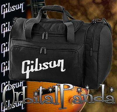Pro Holdall with Gibson Standard Guitar Logo Gig Bag leads SG