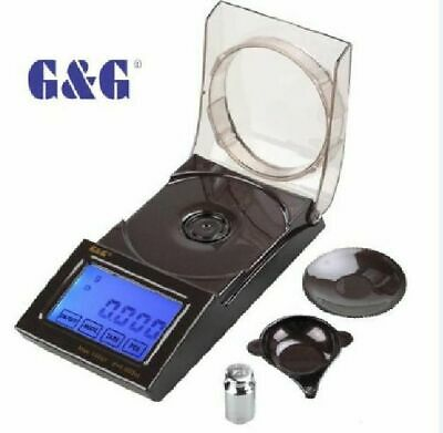 G&G FC 50g/20g/0.001g Professional Digital Jewellery Gold Scale  Balance