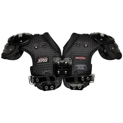 New Rawlings Youth Ignition Football Shoulder Pads - IGNITION - Various Sizes