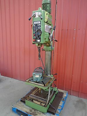 South Bend Lathe SBL Heavy Duty Drill Press A-40 A40 Drill Press 460/60/3