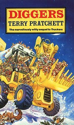 Diggers (Truckers Trilogy) by Pratchett, Terry Paperback Book The Cheap Fast
