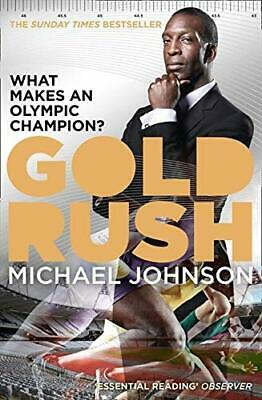 Gold Rush by Johnson, Michael Book The Cheap Fast Free Post