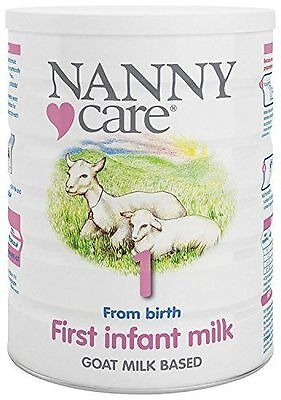 Nanny Care Nanny Goat Milk - Infant Nutrition 400g / 900g