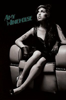 Amy Winehouse (Chair) - Maxi Poster 61cm x 91.5cm PP33687 - 462