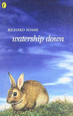 Watership Down (Puffin Books) by Adams, Richard Paperback Book The Cheap Fast