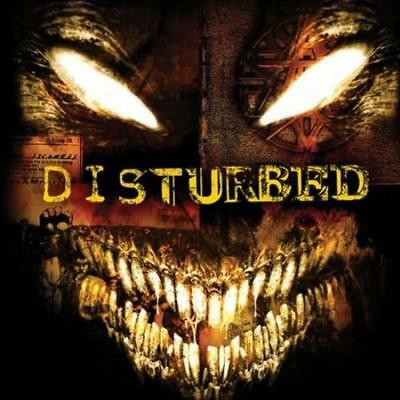 Disturbed (Nu-Metal) - Asylum New Cd