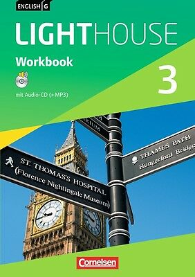 English G LIGHTHOUSE 3: 7. Schuljahr. Workbook mit Audios online. Allgemein ...
