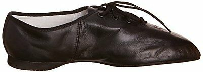 Bloch essential black leather jazz shoes