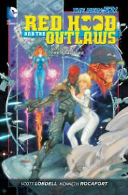 Red Hood and the Outlaws Vol. 2: The Starfire (the New 52) by Scott Lobdell (Eng