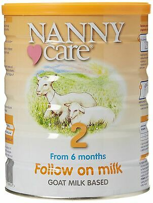 Nanny Care Goats Milk - Follow On Milk - Stage 2 900g