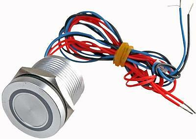 RJS-PZ-A19-0-Z-F-3-NO-M Rjs Electronics Switch , A-V , Piezo , Al , 19mm
