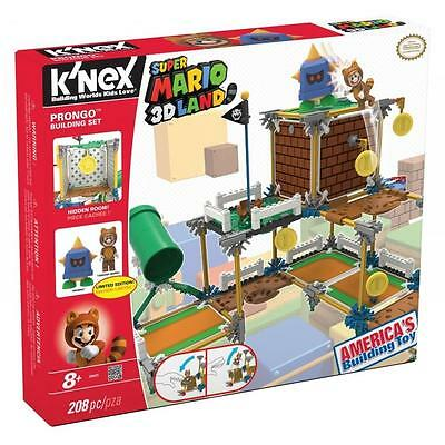 K'NEX Super Mario 3D Land - Prongo Building Set 208 Pieces