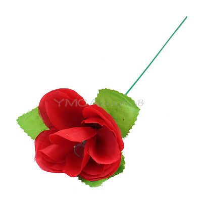 Close Up Street Stage Party Show Appearing Fire To Rose Flower Magic Trick Gift