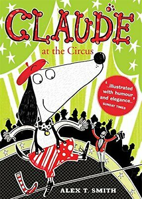 Claude at the Circus by Smith, Alex T. Book The Cheap Fast Free Post