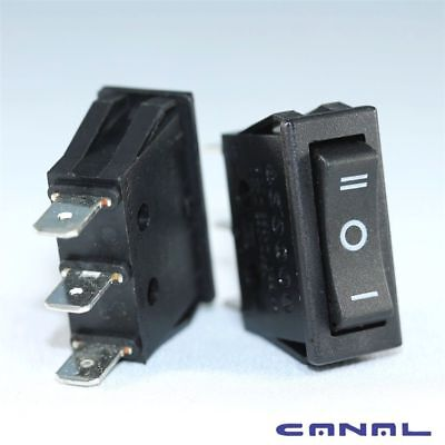 Canal RH Series Rocker Switch 3 Position On-Off-On 20 A 16 A