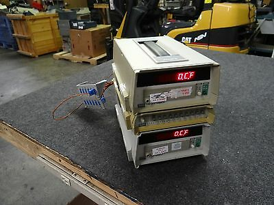 Fluke 2190A Digital Thermometer / Y2001 Thermocouple Selector / 2190A, Wired