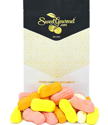 SweetGourmet Spangler Colored Circus Peanuts, 15oz FREE SHIPPING!