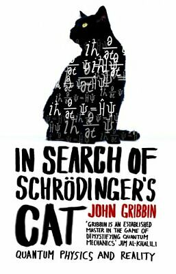 In Search Of Schrodinger's Cat: Updated Edition by Gribbin, John Paperback Book