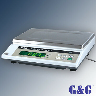 G&G TC Precision Digital Balance Scale Accurate PRO Balance de precision