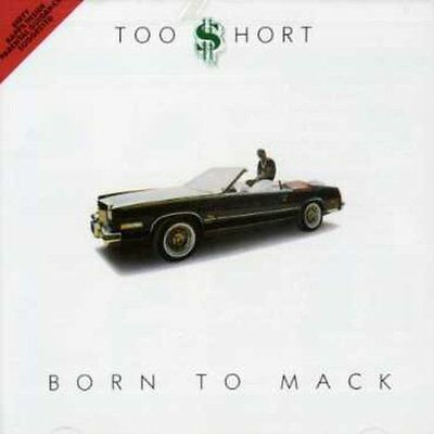 Too $hort, Too Short - Born to Mack [New CD] Explicit