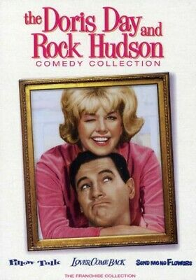 Doris Day and Rock Hudson Comedy Collection [2 Discs] (2007, DVD NEW)
